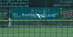 Baseball : Derrick Salberg s'envole