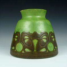 Marco Lagerweij Art Nouveau, Art Deco and works of art Porcelain Ceramics, Ceramic Pottery, Pottery Art, Ceramic Art, Going Dutch, Vintage Pottery, Art Nouveau, Stoneware, Art Decor