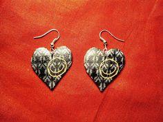 Um, yes please!!!! Sherlock Earrings Sherlock BBC Sherlocked by RottenEarring on Etsy, $8.00