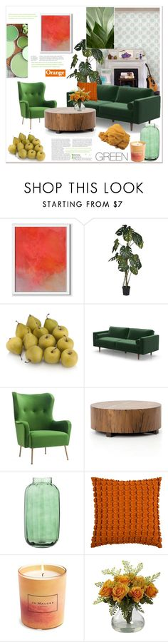 """Bez tytułu #564"" by monika-85 on Polyvore featuring interior, interiors, interior design, dom, home decor, interior decorating, West Elm, Coleman, Rizzy Home i Jo Malone"