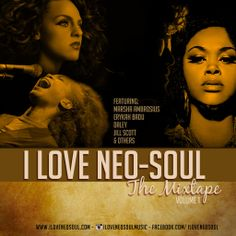 neo soul music photos | NEW***** I LOVE NEO-SOUL Mixtape Vol. 1