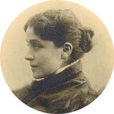 1888 Actress Eleanora Duse