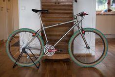 Mountain Bike Aesthetic