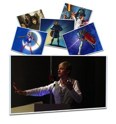 Crispin Freeman, well-known voice actor., presents Mythology and Meaning.