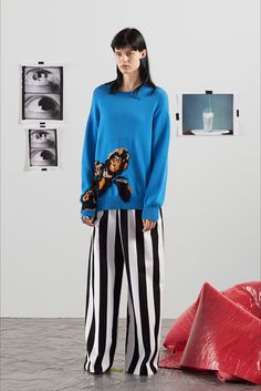 Sfilata Krizia Milano - Pre-collezioni Primavera Estate 2018 - Vogue