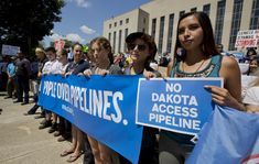 Native American Protests Against Dakota Access Oil Pipeline Just Keep Getting…