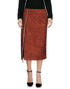 N°21 3/4 Length Skirt. #n°21 #cloth #dress #top #skirt #pant #coat #jacket #jecket #beachwear #