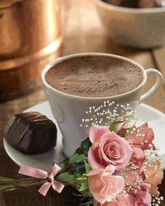 Good morning sister have a nice day Coffee Gif, Coffee Latte, Coffee Break, My Coffee, Coffee Drinks, Coffee Cups, Morning Rose, Good Morning Coffee, Coffee Pictures