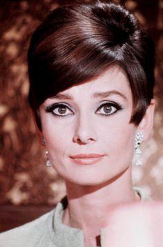 Audrey Hepburn,1965 by Terry O'Neill