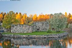 kajaanin linna ruska Castles, Golf Courses, Places, Photography, Finland, Photograph, Chateaus, Fotografie, Photoshoot