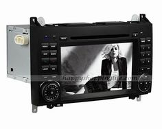 Mercedes-Benz W245 Android 4.0 auto radio, 7 inch 2 din car DVD player head unit with touch screen, GPS navigation system with dual zone function, WIFI, 3G Internet Access, digital TV tuner...