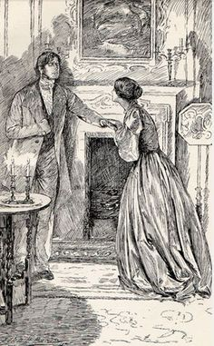 Portrayal of Love in Bronte's