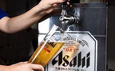 Asahi brings bar-top beer dispenser to UK