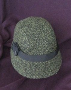Free Cloche Hat Sewing Pattern | Recent Photos The Commons Getty Collection Galleries World Map App ...