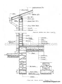 j +% + und + base + section.jpg × - j +% + und + base + sec. Architecture Drawings, Architecture Details, Spiral Staircase Plan, Architectural Technician, Plumbing Drawing, Civil Engineering Construction, Villa Plan, Roof Detail, Architectural Section