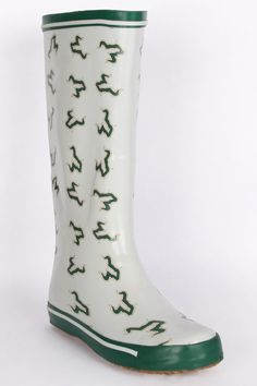 Love these USF rain boots!