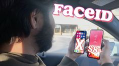 iPhone X VS Galaxy S8 Plus    Face ID Hack Comparison Face Id, S8 Plus, Galaxy S8, Hacks, Apple, Iphone, Apple Fruit, Apples, Tips