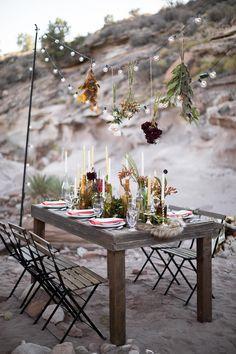 This Bohemian Desert Elopement Will Leave You Breathless #zionelopement #nationalparkweddinginspiration #bohemianbridalstyle