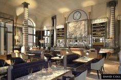 Massimo @ Corinthia Hotel - David Collins