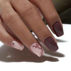 from @ elina.art – Very beautiful nails done 😍 🏵🏵🏵 # beautifully hung # nail girl # nail artland # nailspb # nailsmosphere … from Elina.art – Very beautiful nails done 😍 🏵🏵🏵 # beautiful hair# nugalivistok# nail art nails of Moscow… Manicure Nail Designs, Manicure E Pedicure, Diy Nails, Cute Nails, Pretty Nails, Nail Art Designs, Nails Design, Elegant Nails, Stylish Nails