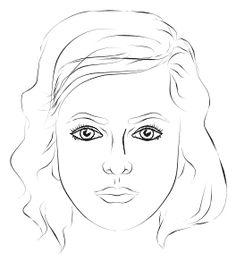 рисунок портрет мамы - Поиск в Google