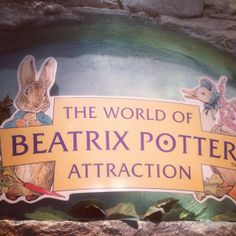 World Of Beatrix Potter in Bowness-on-Windermere, Cumbria