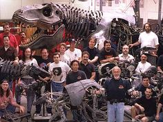 Jurassic Park Week: Exclusive Stan Winston interview from 2006 ...