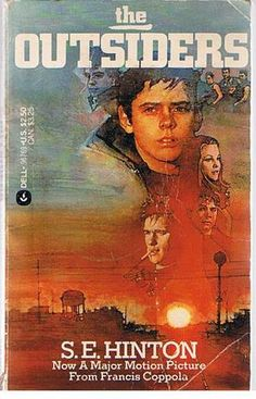 The Outsiders - S. E. Hinton