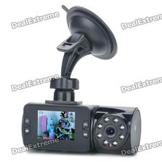 30%OFF +  Car DVR Camcorder + Free Shipping