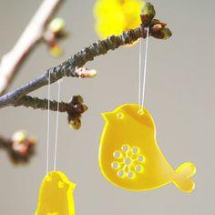 a nice idea for Christmas tree decorations  #acrylic #plexi #christmas #decoration