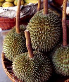 World's Weirdest Exotic Fruits: durian