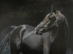 """Jan Lukens, 'Loose', Oil on canvas, 36x48"""", 2012. Private collection, Chicago, Illinois, USA"""