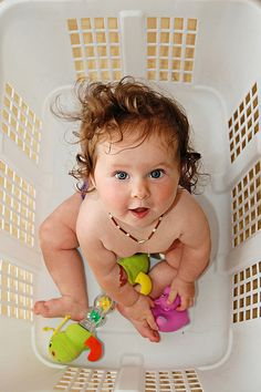 Baby Girl by Microcontroleur, via Flickr