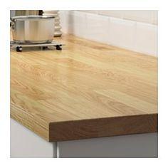 IKEA - KARLBY, Blat, 246x3.8 cm, , Bezpłatna gwarancja 25 lat. Warunki gwarancji znajdziesz w broszurze.Blat z kuchenny z wierzchnią warstwą z litego drewna, wytrzymałego naturalnego materiału, który można szlifować i olejować według uznania.Blat KARLBY można szlifować, z wyglądu i w dotyku jest jak lite drewno, ale trzeba go tylko od czasu do czasu naolejować.Wybór blatu KARLBY to dobra opcja dla środowiska, ponieważ metoda zastosowania wierzchniej warstwy litego drewna na płytę wiórową to…