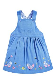 Toddler Fashion, Toddler Outfits, Kids Outfits, Kids Fashion, Smocked Baby Dresses, Baby Girl Dresses, Teddy Bear Clothes, Baby Girl Dress Patterns, Pinafore Dress