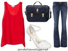 looks com bolsa azul - Pesquisa Google