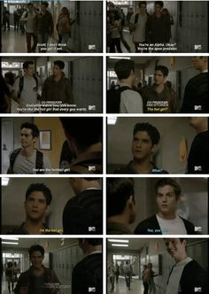 #TeenWolf 3x15 ▪Galvanize▪