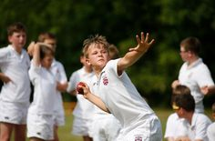 Years 5 and 6 Sports Day at Bromsgrove Prep - 7th June 2016 (Credit: DE Photo)