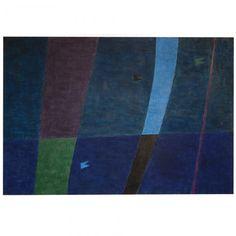 ALFREDO VOLPI (Lucca, Itália 1896 - São Paulo, 1988) Composição. Têmpera sobre tela.