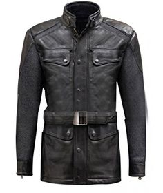 c9f453576e Leather Madness - Nick The (Samuel L. Jackson) Leather Jacket (XXS)