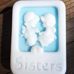 Sisters glycerin soap by Milky Jar