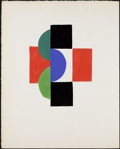 Squares - Sonia Delaunay - WikiPaintings.org