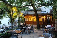Albania Gjirokaster . Leuk restaurantje!