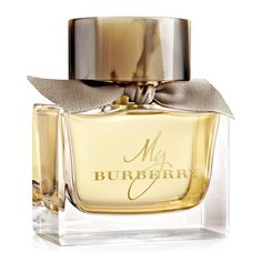 It is funny how we always remember how our mothers smell, and what better than My Burberry