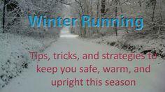 Winter Running webinar