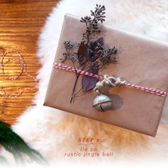 DIY: gift wrapping from Terrain {and details on how to win a $1000 shopping spree!}