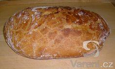 Recept na vynikající chléb bez zdlouhavého hnětení.