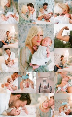 Sweet Newborn Photos.