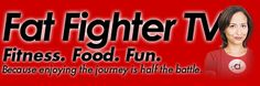 FatFighterTV  great fun food for a healthier life style for us and our kids.