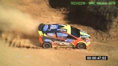 TECHZZIR - WRC Mexico 2016 New